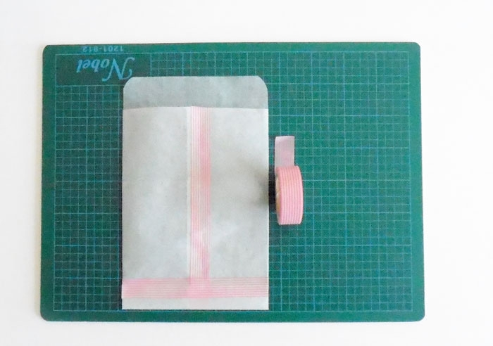 DIY Washi Treat Bags