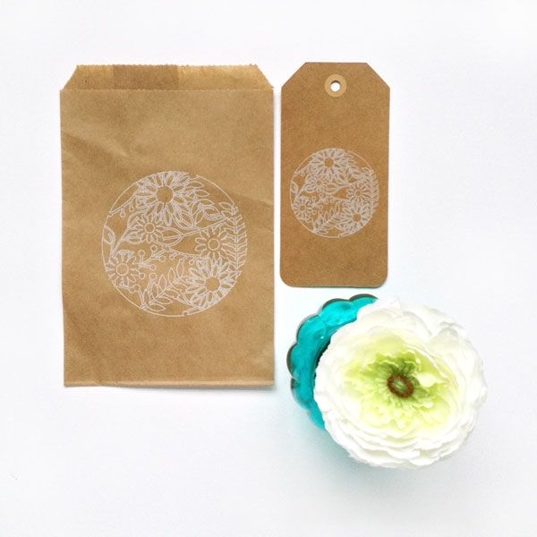 DIY Treat Bags and Tags