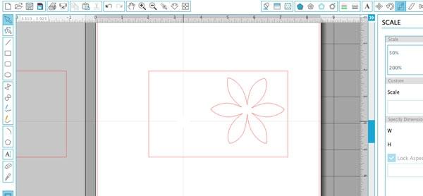 step3 - DIY 3D Flower Cards