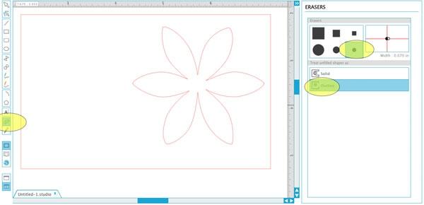 step4 - DIY 3D Flower Cards