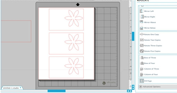 step7 - DIY 3D Flower Cards
