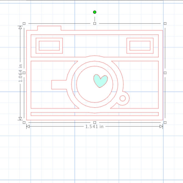 step3 - DIY Mini Chalkboard Camera Tags