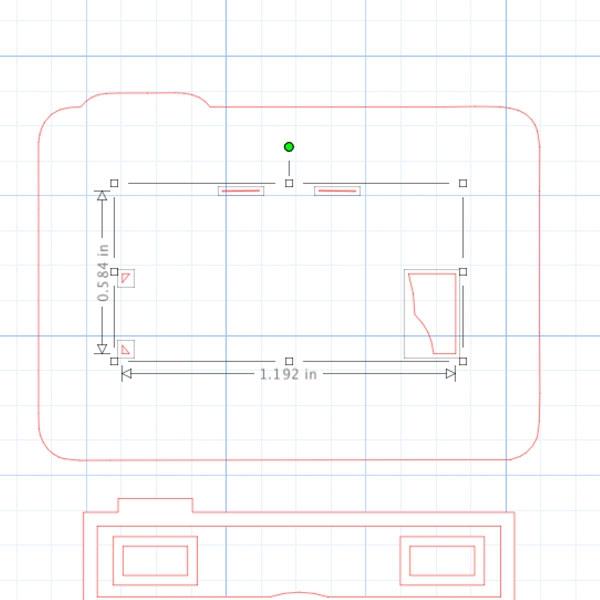 step4 - DIY Mini Chalkboard Camera Tags