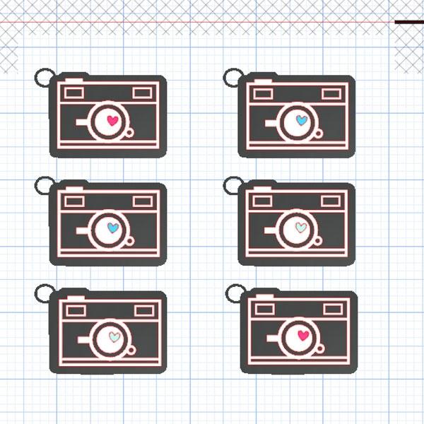step7 - DIY Mini Chalkboard Camera Tags