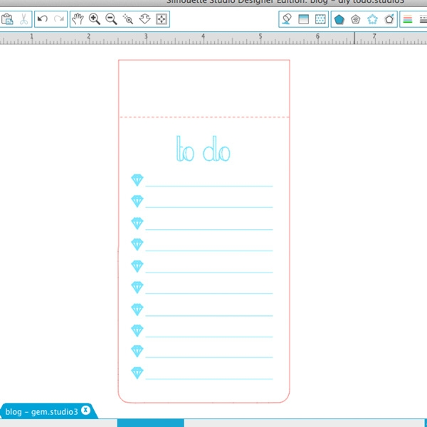 step5 - DIY To Do List Notepad