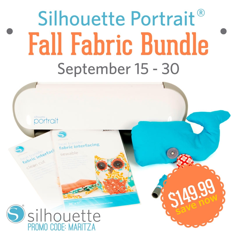 Silhouette Portrait Fabric Bundle