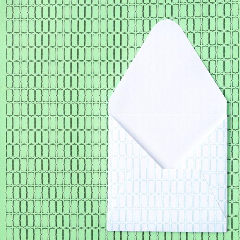 DIY Patterned Paper - Maritza Lisa