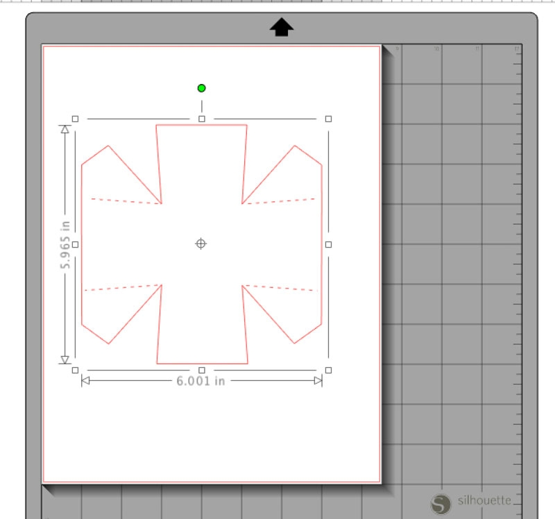 Double-sided DIY Treat Box - cut file available for download