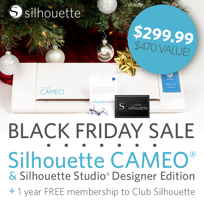 Silhouette CAMEO Designer Bundle Use Promo Code MARITZA