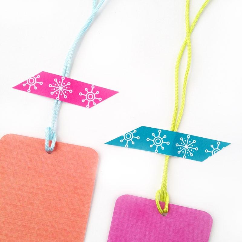 DIY Festive Decorative Tape - Maritza Lisa