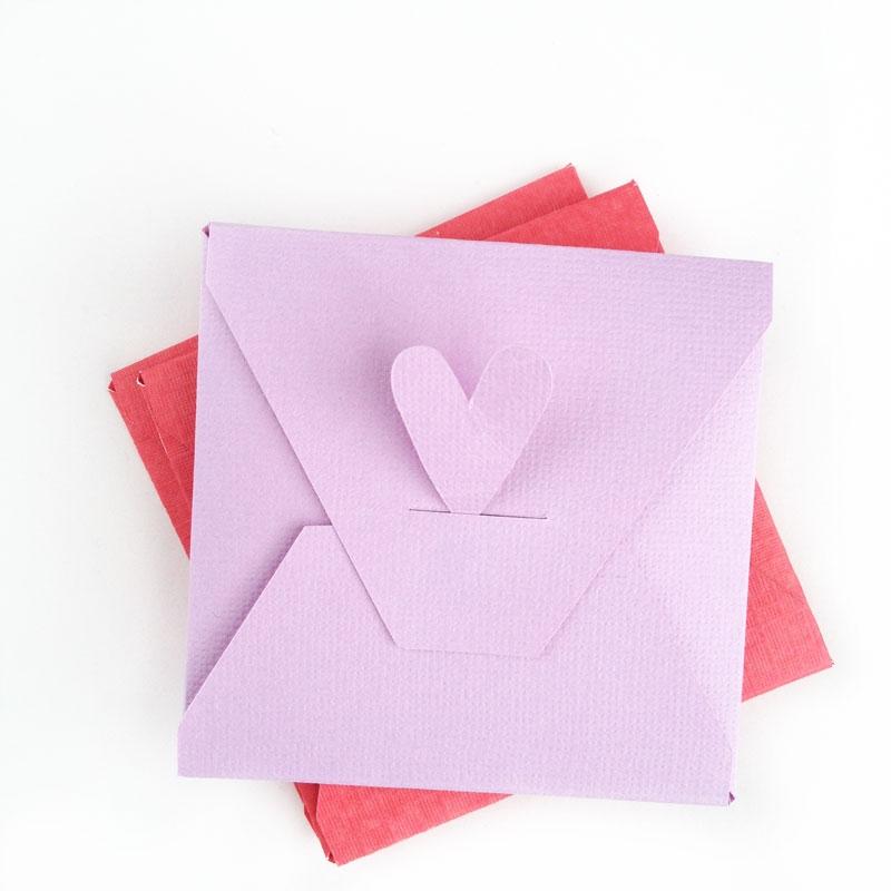 DIY Stationery - Valentine's Envelope and Tag Set (free downloads!)- MaritzaLisa