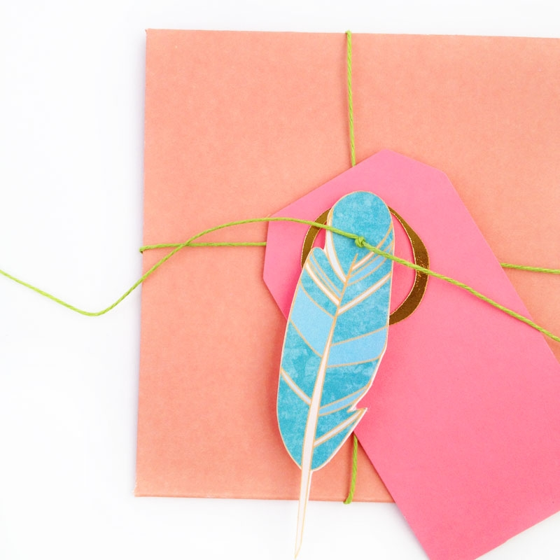 DIY Gifts - Use these free printables to add the perfect finishing touch to your pretty packages