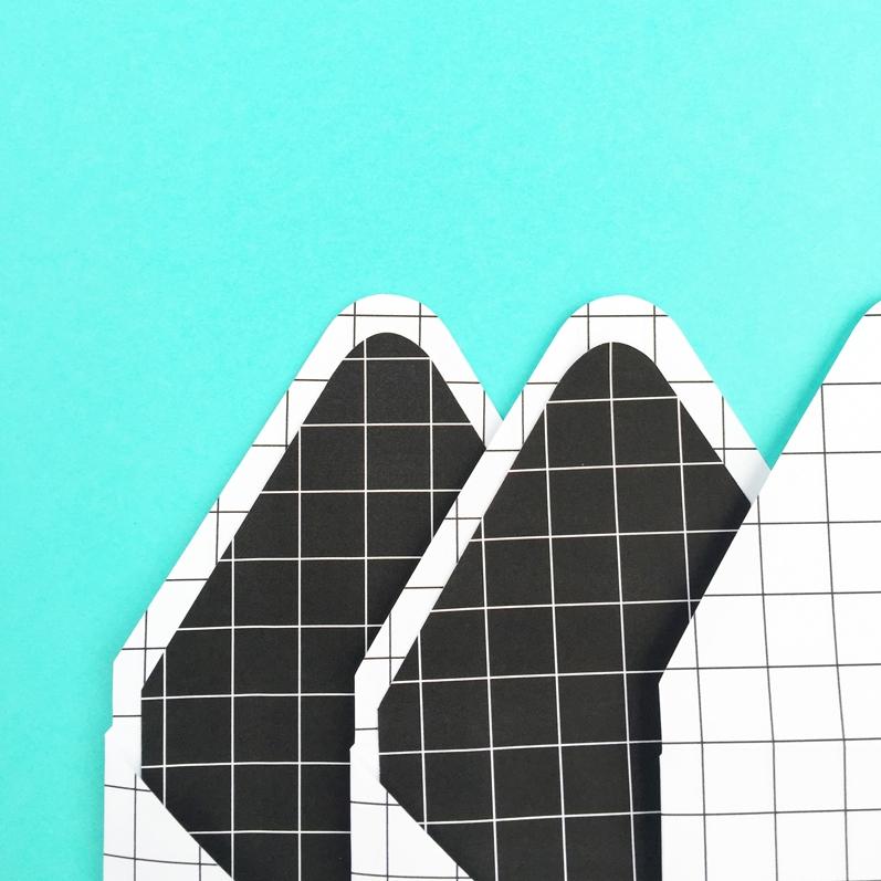 DIY Grid Liners - Maritza Lisa