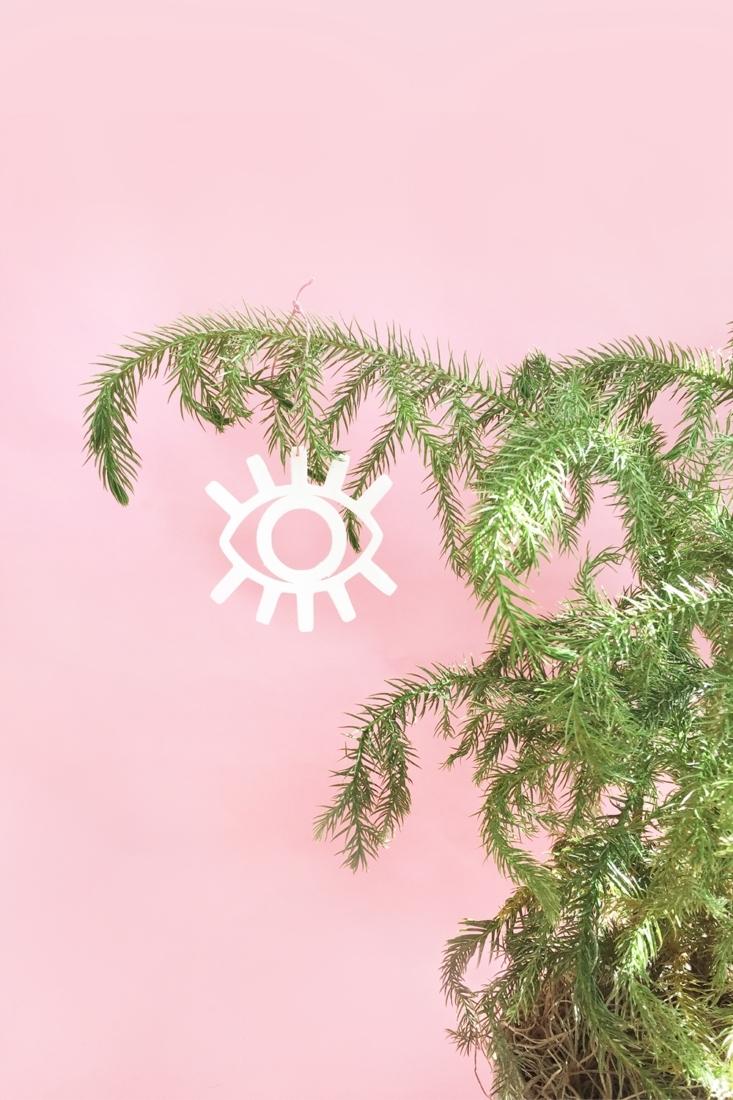 DIY 3D Printed Eye Ornament