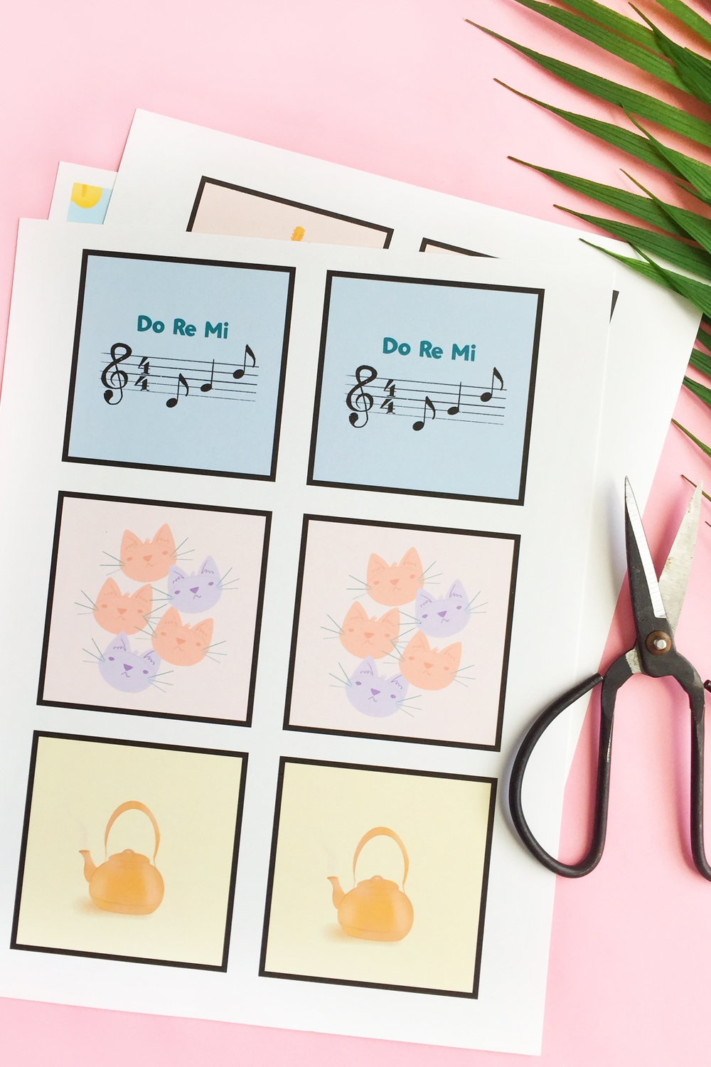 The Sound of Music Printable Activities